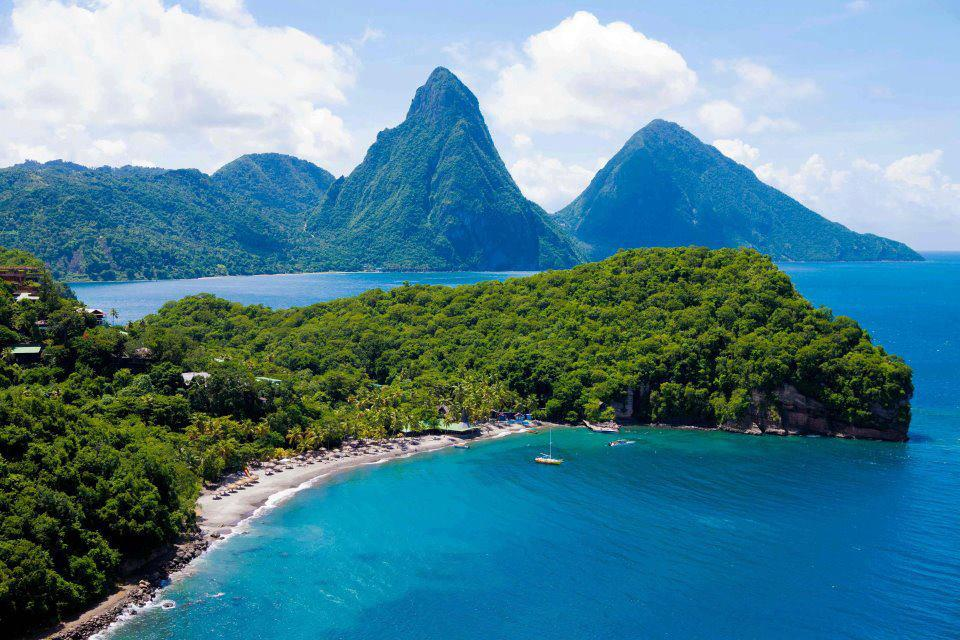 st. lucia anse chastanet